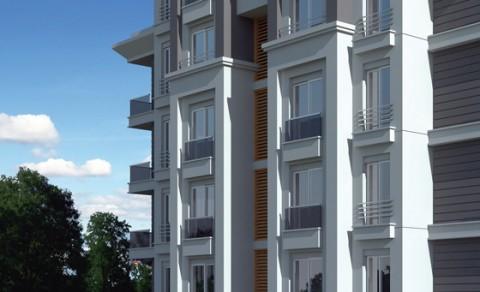 Marina Homes Antalya yatırımlık