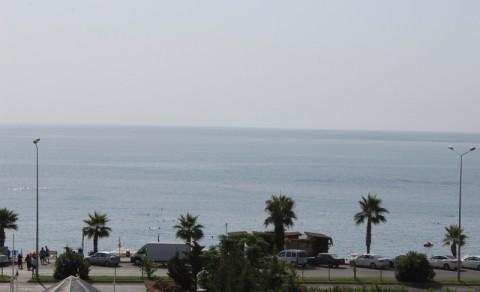 SATILDI Antalyada  Denize Sıfır Satılık Daire