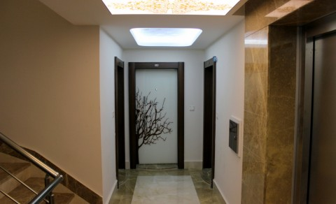 KİRALANDI Saray Residence 1+1 Eşyalı Kiralık Daire