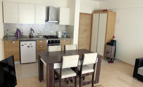 SATILDI Limanda Palmira Residence 1+1 Giriş Kat
