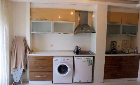 Limanda Turkuaz Residencede 1+0 Stüdyo Eşyalı Kiralık Daire